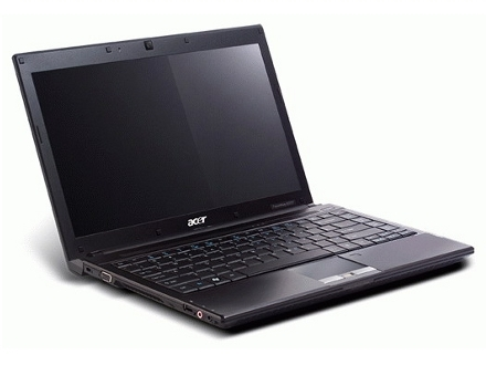 Acer TravelMate 8572