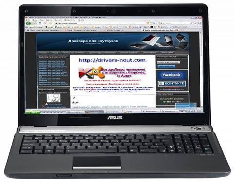 Asus Компьютер Драйвера
