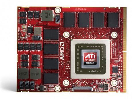 AMD ATI Mobility Radeon