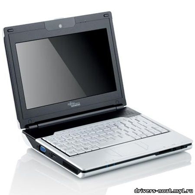Поиск драйверов для ноутбуков Fujitsu-Siemens
