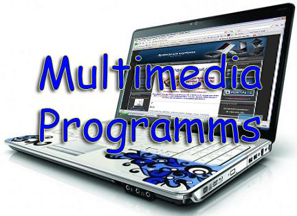 Набор мультимедийных программ от HP под Windows 7