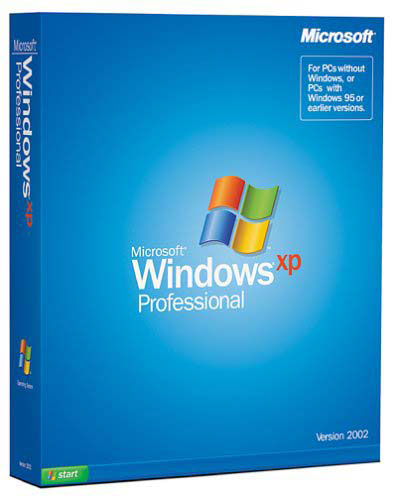 Windows XP Pro SP2