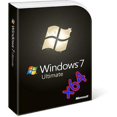 Windows 7 Ultimate x64 Ru