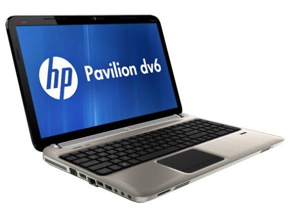 Драйвера hp для pavilion dv6