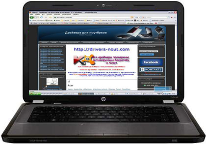 скачать драйвер веб камеры для ноутбук hp pavilion g6