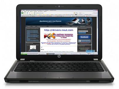 HP Pavilion G7-1054er