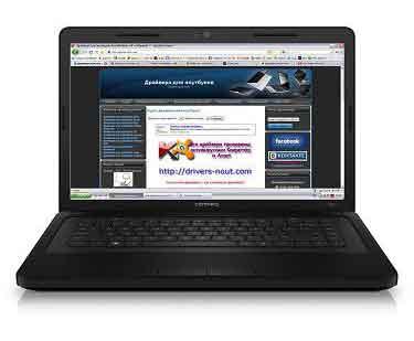 HP Compaq Presario CQ57-375SR