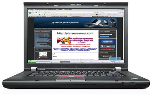 Lenovo ThinkPad T420 ( T520 )