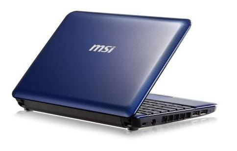 MSI WIND U135DX NETBOOK SENTELIC MULTI TOUCHPAD DRIVER