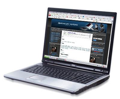 Драйвера Для Ноутбука Msi Cx500