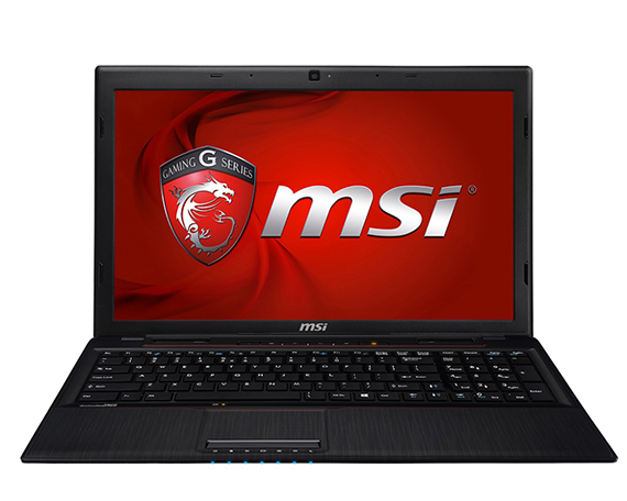 MSI GE70 2PL Apache BigFoot LAN New