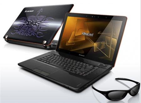 Ноутбук с 3D-монитором