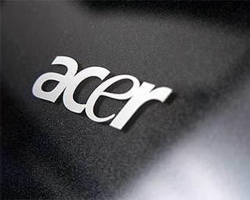 Acer без рамки
